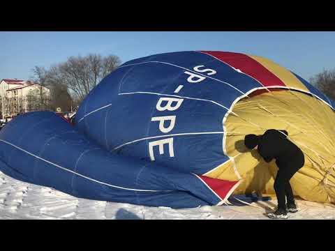 Wideo1: Lot balonów na 101 rocznicę powrotu Leszna do Macierzy
