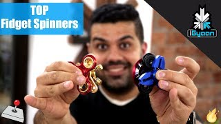 Top Tech - Top 10 Fidget Spinners From Rs. 200 To Rs.1000
