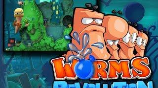 VideoImage1 Worms: Революция