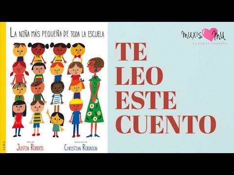 la Niña Más Pequeña De Toda La Escuela   Cuento Infantil 5 Años