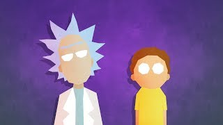 Top 10 Facts - Rick and Morty