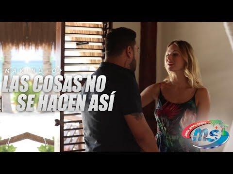 Banda MS - Las Cosas No Se Hacen Así - Video Oficial