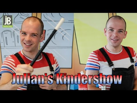 Video van Julians Kindershow | kindershows.nl