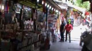 preview picture of video 'sahaflar carsisi istnbul سوق الصحافين في استانبول'