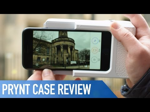 iPhone Printer Case : Prynt | Review