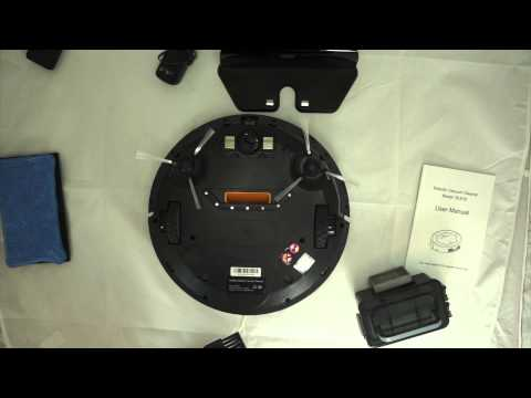 Product Review: Rollibot Robotic Vacuum Cleaner with UV Sterilization