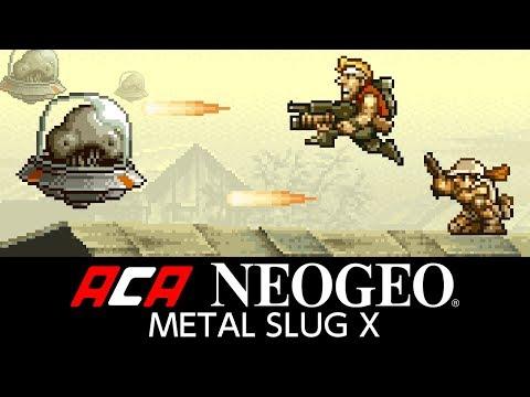 ACA NEOGEO METAL SLUG X thumbnail