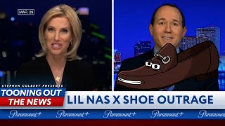 Laura Ingraham praised for Lil Nas X 'Satan Shoes' coverage thumbnail