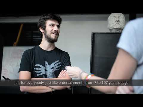 prica Ljudi Novog Sada - KC LAB