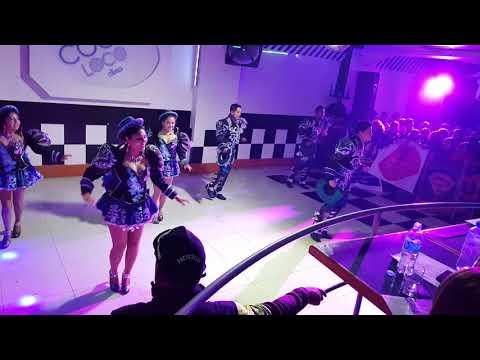 Concurso Caporales San Carlos Romeos de Candelari Filial Cusco