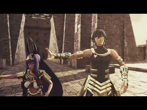 F/GO] Ozymandias & Nitocris - Camelot - смотреть онлайн на