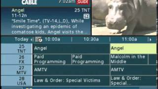 TV Listings