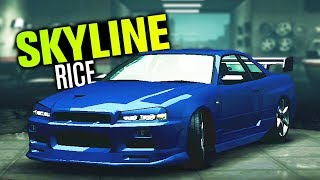 Need for Speed Underground 2 Let's Play - SKYLINE RICE!! (Part 22)