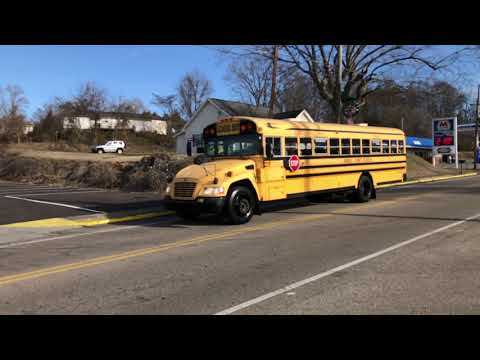 Video: Last bus ride