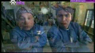 Dr Evil and Mini me Hard Knock Lifecensored