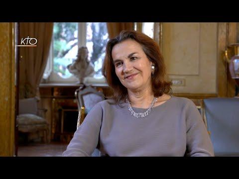 Élisabeth Beton-Delègue, ambassadrice de France près le Saint-Siège depuis avril 2019