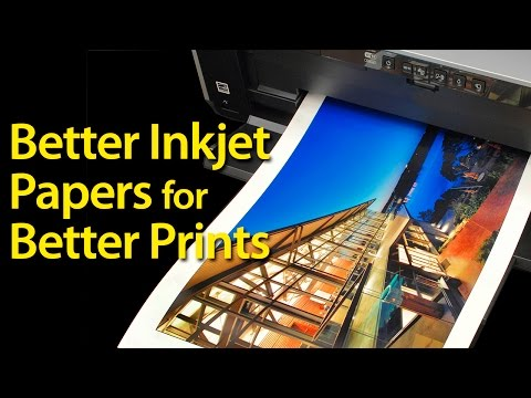 Inkjet Photographic Papers | Premium Photo Paper by Red River
