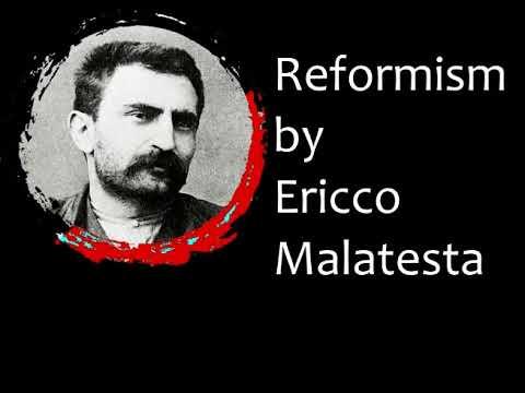 Reformism by Ericco Malatesta