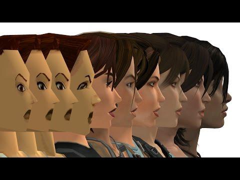Evolution of Video Game Graphics 1962-2017 (4K 60FPS)