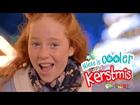 Kinderen voor Kinderen - Niets is cooler dan Kerstmis 🎄 (Officiële Zapp videoclip)