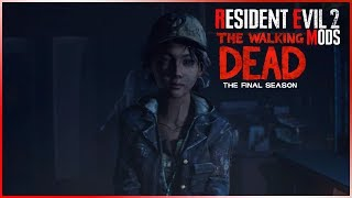 Resident Evil 2 Clementine From TWD TFS