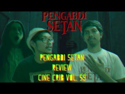 Jangan nonton pengabdi setan sendirian    cine crib vol  59