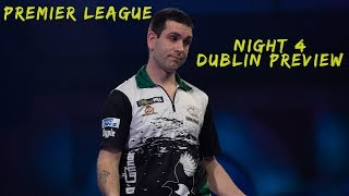 Premier League Darts 2020 Night Four preview and predictions: Can Duzza stay on top in Dublin?