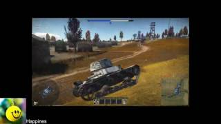 I Hate U tank-24 (war thunder)