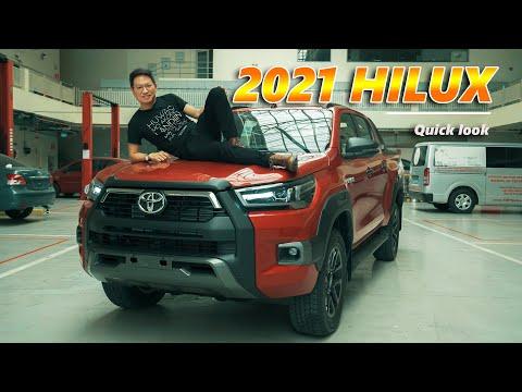 2021 Toyota Hilux Philippines Quick Look: Subtle changes that matter