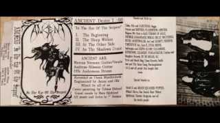 """Ancient - As the Shadows Dance (demo """"in the eye of the serpent"""")"""