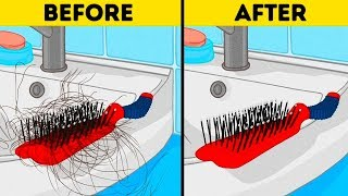 22 LIFE HACKS FOR BEAUTIFUL HAIR