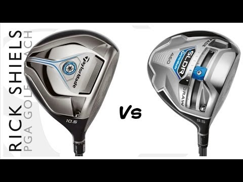 LONGEST DRIVE COMP TAYLORMADE JETSPEED Vs SLDR