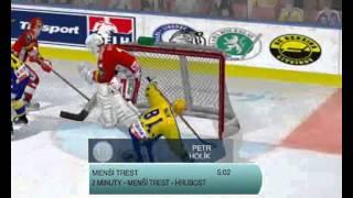 NHL 09 hymny týmů - PSG Zlín