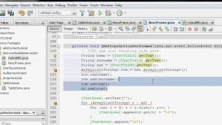 Java Tutorial - Creating Secure Dynamic Multi-Dimensional Array - Session 23