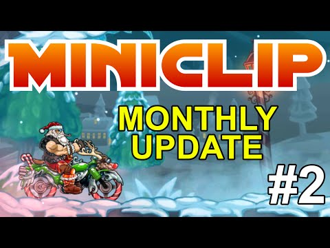 Miniclip Monthly Update #2 Thumbnail