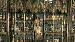 preview picture of video 'FESTA DEL RENAIXEMENT DE TORTOSA - Catedral Santa Maria de Tortosa'