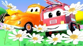 Эвакуатор Том - Весенний выпуск - У малыша Френка аллергия! - детский мультфильм