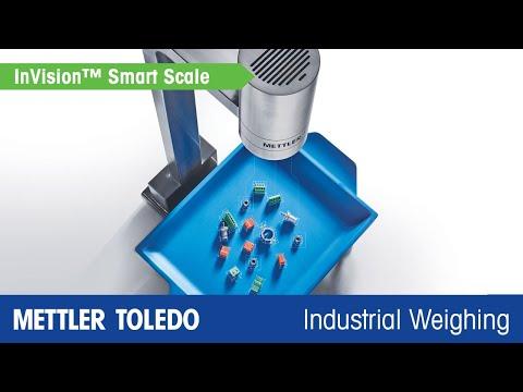 Smart Scale for 100% Quality Kits - Mettler Toledo