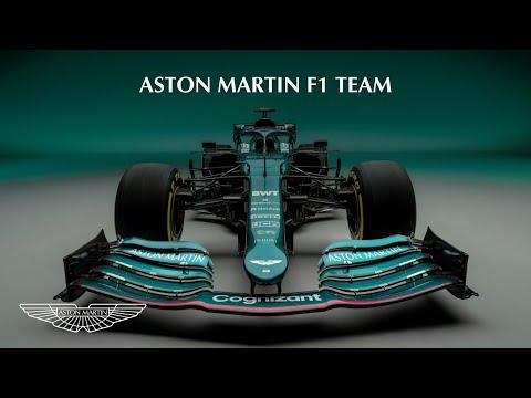 F1 2021 アストンマーティン「AMR21」が世界初公開!動画で見るAMR21
