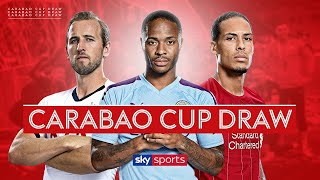 When is next round of carabao cup played