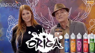 Origa : Nouvelle gamme