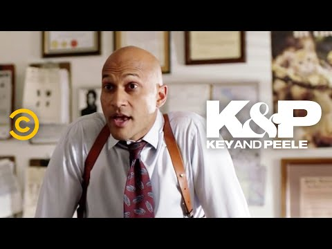"The World's Worst Liar (""The Usual Suspects"" Parody) - Key & Peele видео"