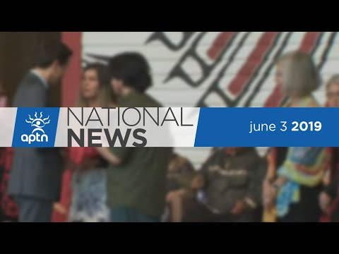 APTN National News June 3, 2019 – National Inquiry into MMIWG releases final report
