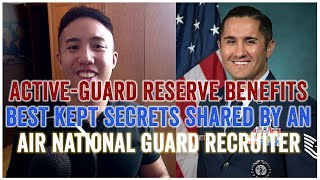 Active-Guard Reserve Explained - Interview with ANG Recruiter