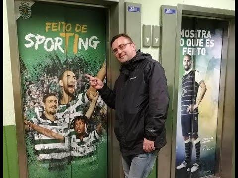Лиссабон. Как мы на футбол ходили видео