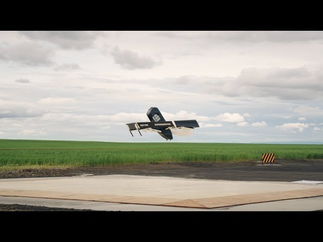 Amazon's wild new Prime Air hybrid drone to begin deliveries