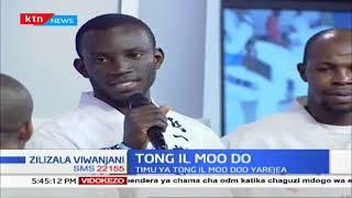 Timu ya Tong Il Moo Doo yarejea nchini