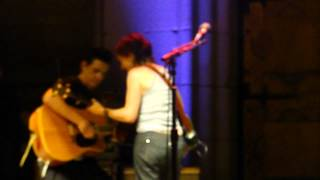 Ani DiFranco - Which Side Are You On (Saratoga, CA 7/12/12)