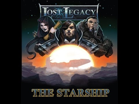 Arkham's Kids Review: Lost Legacy - The Starship