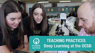 Teaching Practices (High School) - Deep Learning